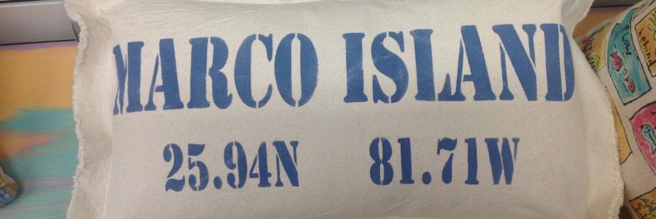 Marco Island Pillows, Pillows
